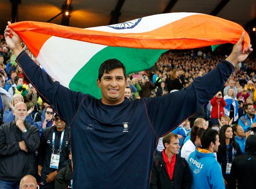 Vikas resets his targets after Glasgow gold
