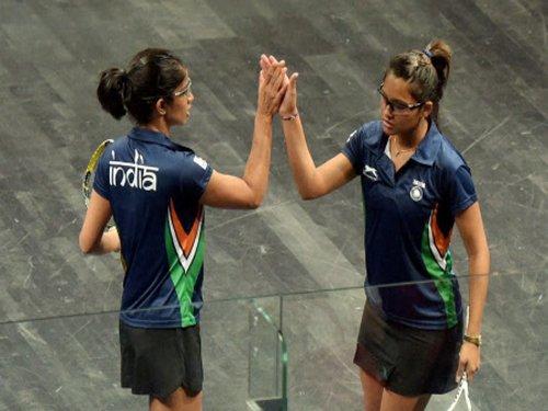 Dipika, Joshna create history