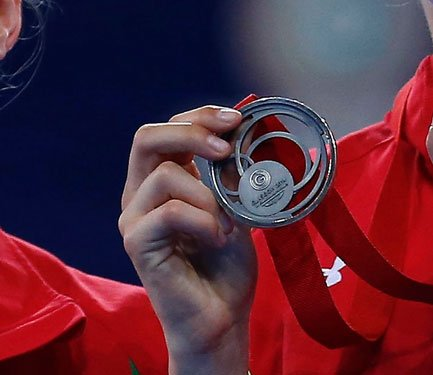 Silver day for Indian boxers