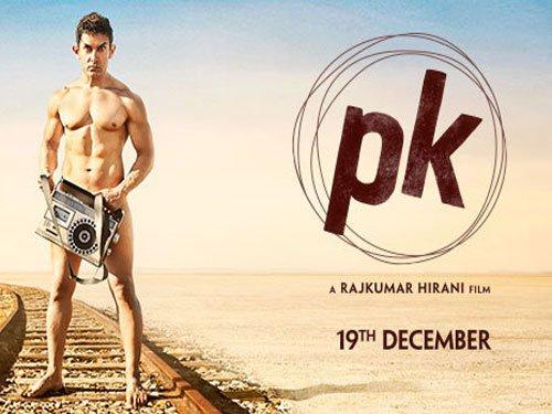 Complaint against Aamir Khan over 'PK' poster