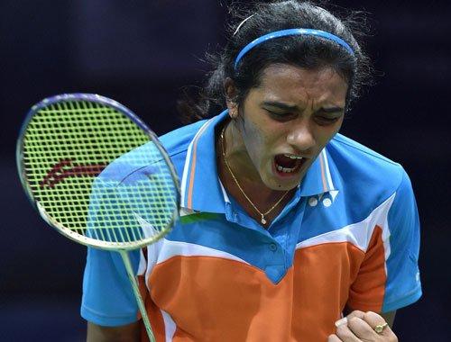Sindhu wins bronze in women's singles
