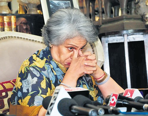 Pramoda links naming Wadiyar's successor to property row outcome