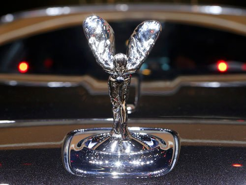 Rolls Royce not to be backlisted