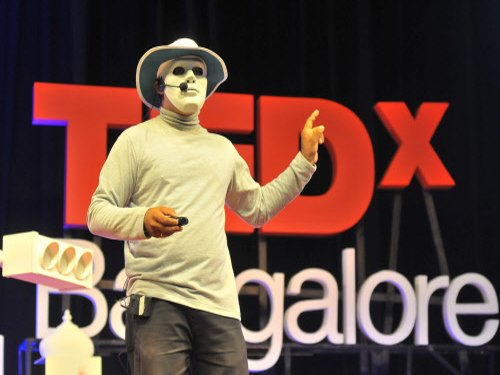 TEDx : When ideas turn into products