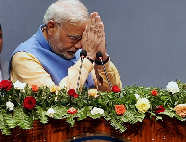 'India don't want free electricity, we want to buy it': Modi