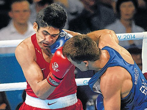 A birthday gift to his son from Vijender