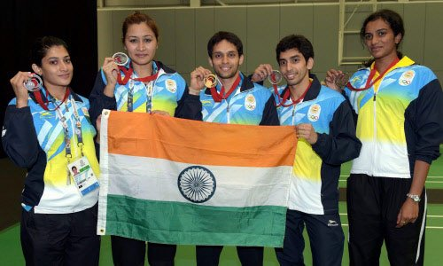 India happy with top-5 finish, officials' arrest a let down