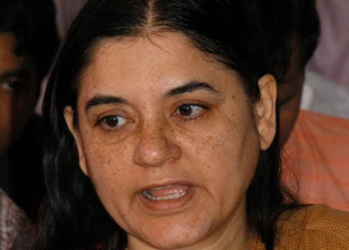 UP would've benefited with BJP govt, Varun at helm: Maneka
