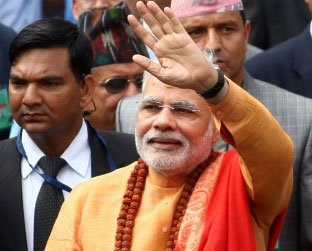 Modi concludes historic visit to Nepal