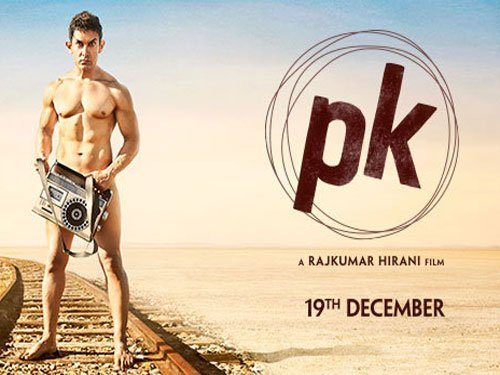 Aamir's 'PK' bare-all poster not original?