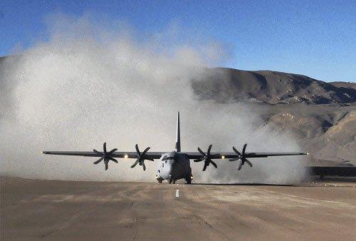IAF sends C-130J Hercules to Nepal