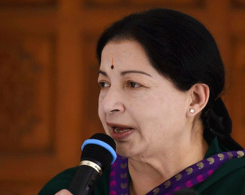 Jayalalitha gives Rs 670-cr boost to water resources