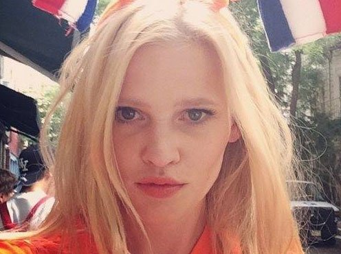 I was worried about impact: Lara Stone on pregnancy