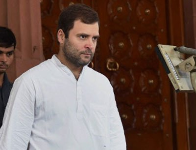 No double standards by Cong on Insurance Bill: Rahul Gandhi