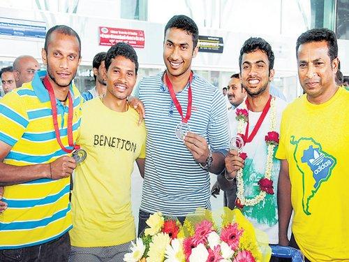 World Cup debacle acted as spur: Raghu