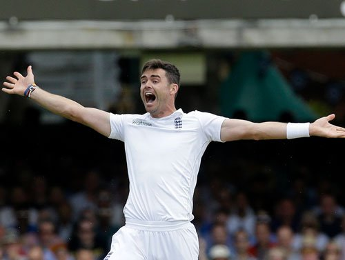 Anderson should carry on sledging India: Vaughan