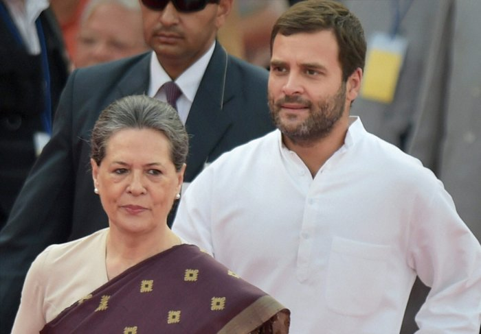 Sonia, Rahul get relief in National Herald case