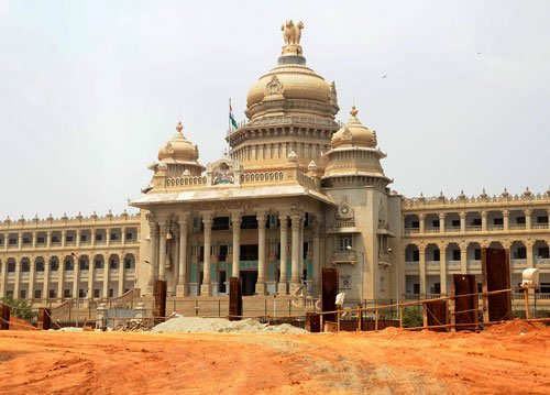 Fire safety major casualty in Vidhana Soudha