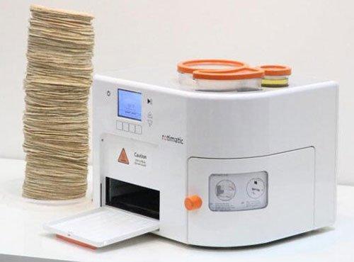Indian couple's chapati-maker robot hits US market