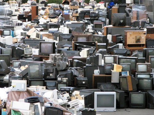 Delhi becoming world's e-waste dumping yard