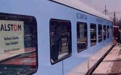 Rly to provide airline-like services in elite trains