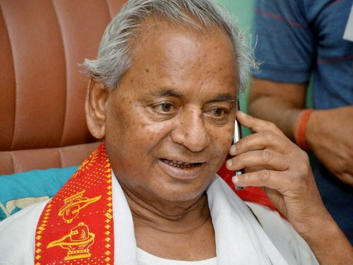 Kalyan Singh tipped for Rajasthan governor post