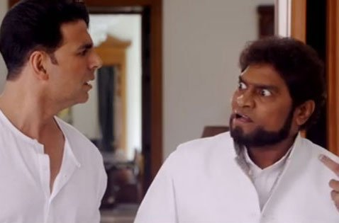 Censor slams Johnny Lever's character name in 'Entertainment'