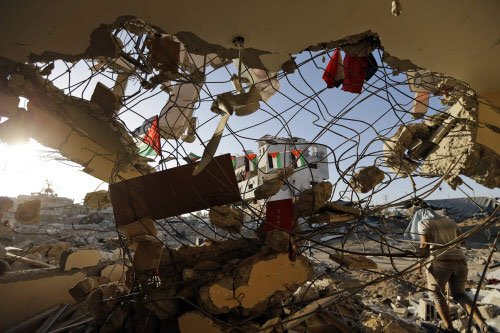 Gaza rockets hit Israel as truce unravels