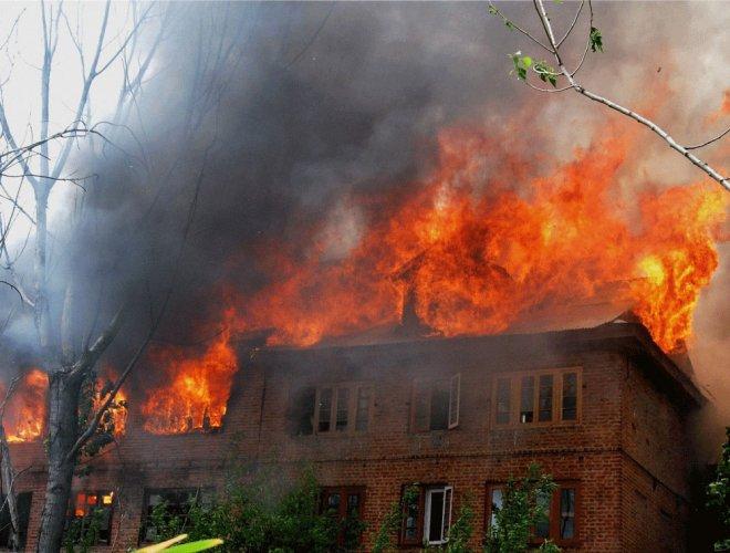 1 killed, 30 injured in Navi Mumbai hotel fire