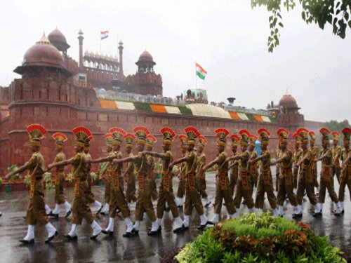 10K seats for public at Red Fort for Modi's maiden I-Day address