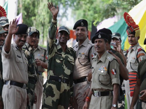 Captured jawan treated well by Pak: BSF chief