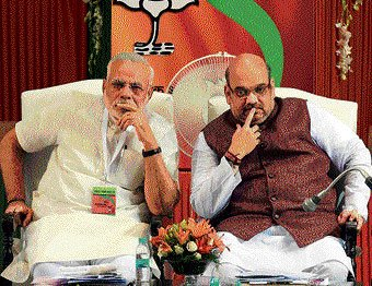 Adopt UP model to win elections: Shah