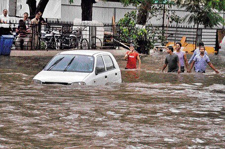 Army on standby in rain-hit Rajasthan