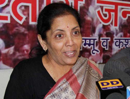 FTP to focus on manufacturing led export growth, SEZs: Nirmala