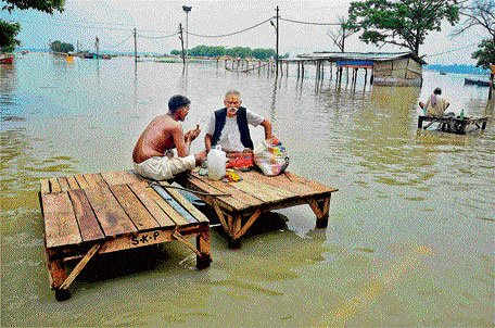 Heavy rain wreaks havoc in Rajasthan