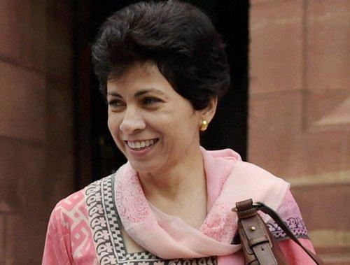Maid's spouse found dead at Kumari Selja's residence