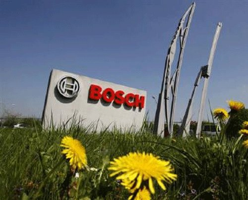 Bosch Q 2 net up 21.85% at Rs 306.68 cr