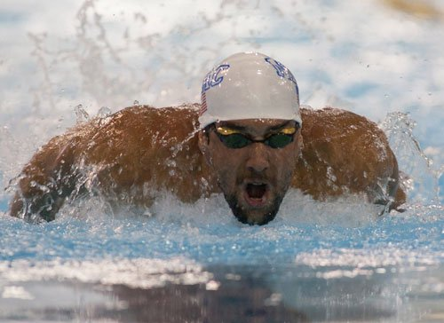 Phelps makes it to US team