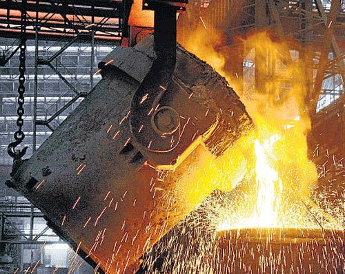 June factory output seen rising for third month