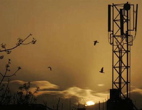Gross revenues of 22 telecom carriers drop in third quarter of fiscal 2014