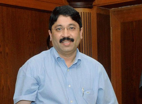 Will file chargesheet against Dayanidhi Maran, CBI to SC