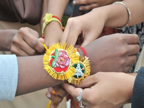 For Raksha Bandhan, brother helps sister escape from child marriage