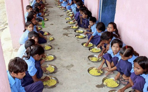 'Serve midday meal according to children's liking