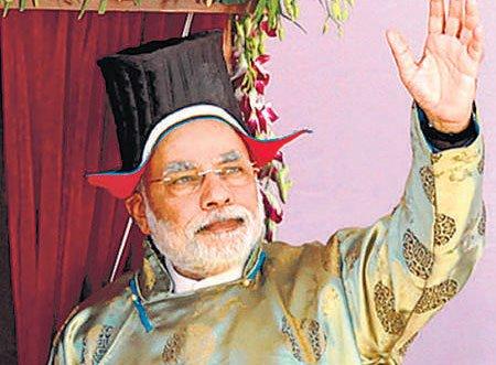 PM raps Pak for proxy war