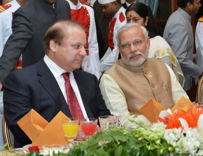 Pak dubs Modi's remarks on terrorism as 'baseless rhetoric'