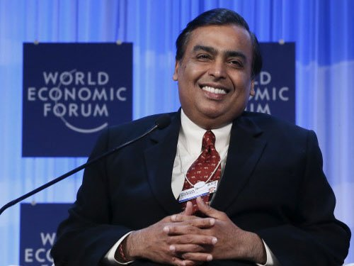 Top 5 richest Indians have half of nation's billionaire wealth