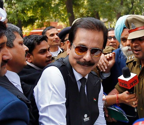 Subrata Roy seeks 15 days more from SC to wind up negotiations with buyers
