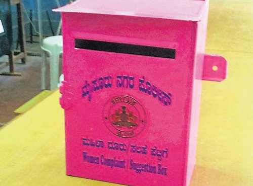 Pink boxes to deal with 'general' complaints