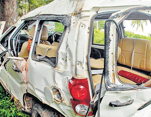 5 women killed in accident at HD Kote
