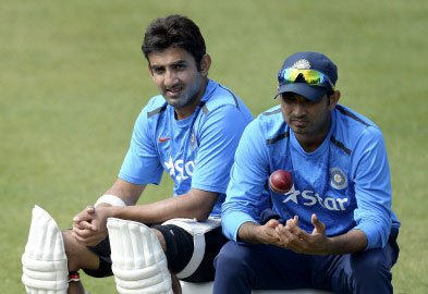 India look for Gambhir spark
